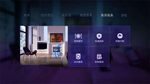 智慧酒店电视系统方案